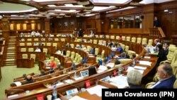 Legislativul de la Chişinău