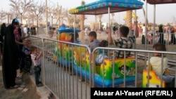 فرحة الاطفال بالعيد