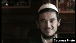 Бесследно исчезнувший в Ташкенте старший сын имама Хусниддин Назаров.