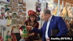 Татарстанның вәкаләтле вәкиле Равил Әхмәтшин