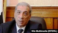 Генеральный прокурор Египта Хишам Баракат.