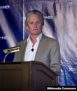 Michael Douglas, 2008