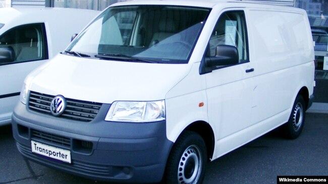 Volkswagen Transporter, иллюстрационное фото