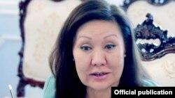 Жогорку Кеңештин мурдагы депутаты Асия Сасыкбаева.