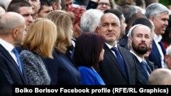 Бойко Борисов.