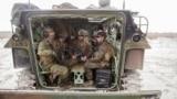 La un exercitiu militar NATO la Capul Midia