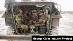 Exercitiu militar NATO la Capul Midia