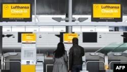 Забастовка пилотов Lufthansa приостановлена на две недели