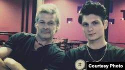 Nedim Mulalić – Braco sa sinom