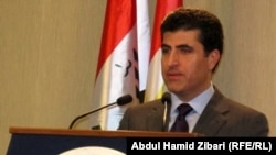 نيجيرفان بارزاني رئيس حكومة اقليم كردستان العراق