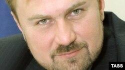 Ресейдің жемқорлыққа қарсы ұлттық комитетінің төрағасы Кирилл Кабанов. 19 сәуір 2003 жыл.