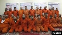 مدانون في سجون عراقية