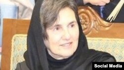 Rula Ghani, gruaje e Presidentit afgan