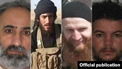 ISIS leaders wanted by USA