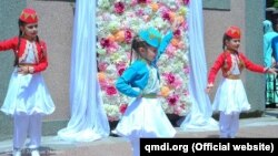 Дитяче свято «Хош кельдін, Мубарек Рамазан!», Сімферополь