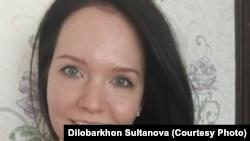 Жительница Шымкента Дилобархон Султанова, которую обвиняют в миссионерской деятельности без регистрации. Фото предоставлено Дилобархон Султановой.