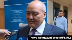Министр сельского хозяйства Казахстана Умирзак Шукеев.