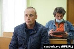 Валер Сьмяян у судзе