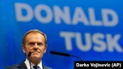 Tusk na Kongresu EPP u Zagrebu