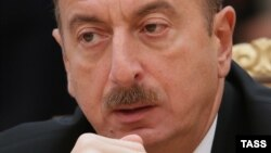"""""""Things have really never been worse,"""" says Rebecca Vincent, a former U.S. diplomat, about the situation in Azerbaijan, ruled since 2003 by President Ilham Aliyev (above)."""