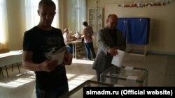 Праймеріз «Єдиної Росії» в Сімферополі