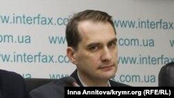 Директор благотворительного фонда «Право на защиту» Александр Галкин