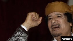 "After ""cleansing Libya"" of the ""rats, cockroaches, and drug addicts"" he says have risen against him, will Muammar Qaddafi turn his attention to the foreign countries he believes fueled the rebellion against him?"