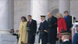 Inauguration parade and ball