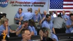 NASA: Rover 'Curiosity' sletio na Mars