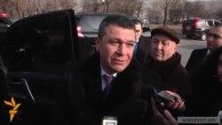 Ոստիկանապետը հերքում է Պերմյակովին հանձնելու պահանջի մասին իր տեղակալի հայտարարությունը