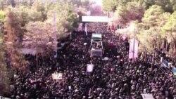 Десятки людей загинули в тисняві на похоронах генерала Солеймані в Ірані – відео