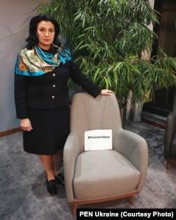 народный депутат Верховной Рады Украины из фракции «Европейская солидарность» Иванна Климпуш-Цинцадзе