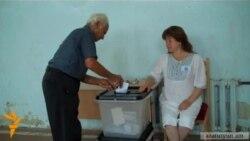 Ղարաբաղում 5-րդ անգամ նախագահ են ընտրում