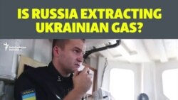 Is Russia Extracting Ukrainian Gas?