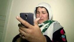 Кумакхоҳии як зани тоҷик аз Сурия