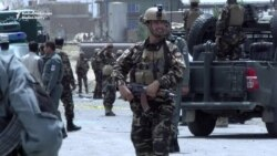 Kabul Bombing Hits Police Cadets