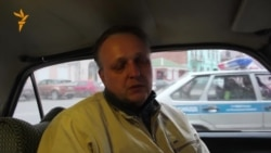 Гражданский активист и блогер Борис Батый