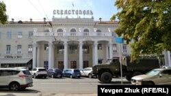 Отель Севастополь, 28 июня 2021 года, иллюстративное фото