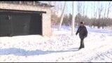 Чернобыль ардагері гаражда тұрып жатыр