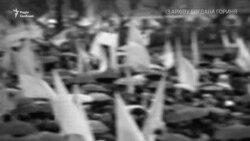 Мітинг у Львові до річниці Дня соборності