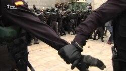 Референдум в Каталонии привел к насилию