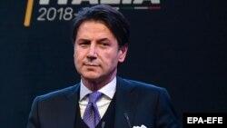 Новиот италински премиер Џузепе Конте