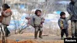 Suriyada uşaqlar - 2016