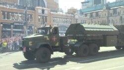 ОТРК «Грім» на параді у Києві