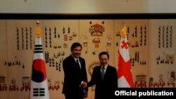 Михаил Саакашвили вернется домой из Сеула не с пустыми руками – Грузию ждут инвестиции южнокорейских бизнесменов, исчисляемые сотнями миллионов долларов
