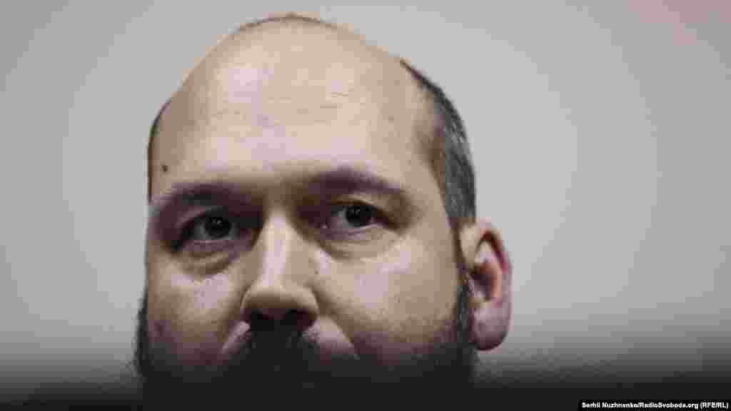 Адвокат Юлії Кузьменко Владислав Добош висловив недовіру Вовку, однакПечерський районний суд Києва відмовив у відведенні судді