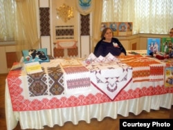 Вишиванки Дар'ї Ясюкевич