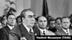 Поездка Л.И. Брежнева в Белорусскую ССР
