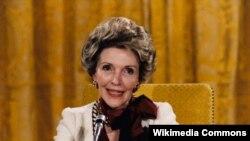 Нэнси Рейган. Первая леди