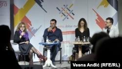 """Debata o udžbenicima na festivalu """"Miredita, dobar dan"""" u Beogradu"""